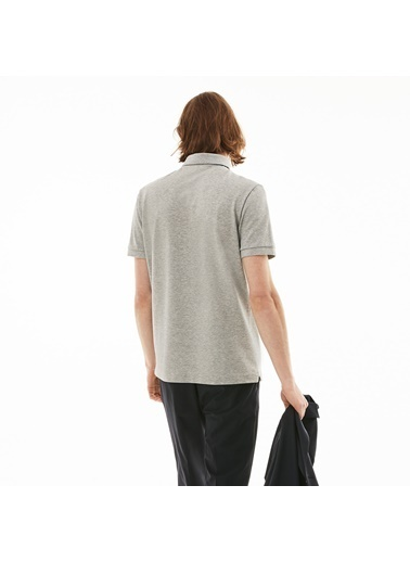 Lacoste Erkek Polo Tişört PH5522.CCA Gri